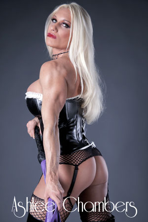 Photo: Dominatrix services with Goddess Ashlee