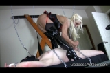 Tugging My milky white slave Part 2
