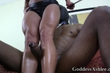 -Interracial Domination- Muscle Fuck, Tease & Denial