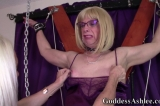 Sissy Training Session, Nipple Torture with Nipple Piercing Part 3